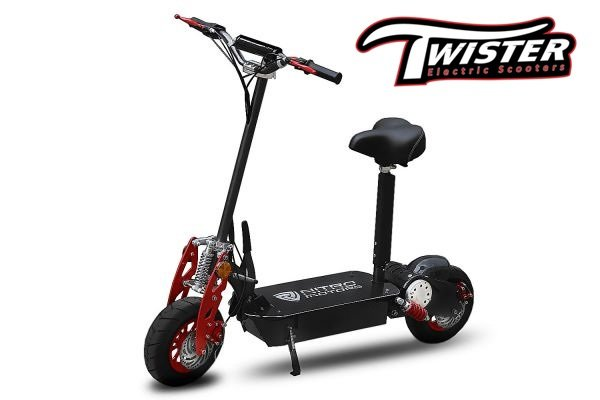 Scuter electric NITRO TWISTER 1000W 48V 6.5 inch